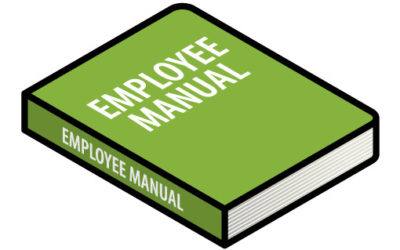 January 22, 2019:  Drafting Employee Handbooks
